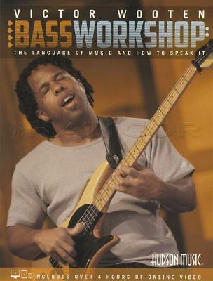 Buy Cheap Victor Wooten Bass Workshop Guitar Tab Music Book And Video Method Learn To Play A Complete Range Of Specifications