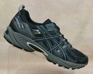 Asics Gel-Venture 5 Black/Gray Running