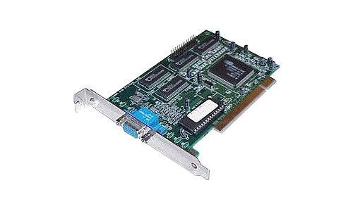 Gateway 1Mb VIDPCI014ACWW 5446 PCI Video Card 6000484 STB 210-0221-001