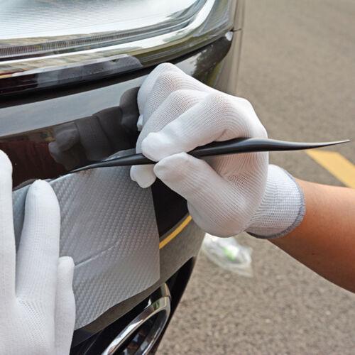 3 Hardness Micro Squeegee Window Tint Tool Car Home Vinyl Film Install Edge Tuck