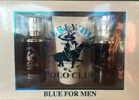 Beverly Hills Polo Club - Blue For Men 3-piece Set
