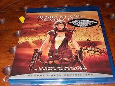 Resident Evil: Extinction Sony  Blu-Ray ..... Nuovo