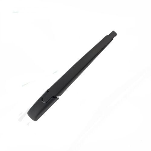 Rear wiper arm and blade for Toyota Highlander 2008-2018 black windshield wiper