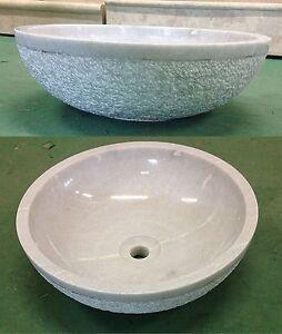 Lavabo lavandino in marmo arredo bagno appoggio for Lavandino design