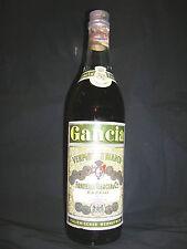Gancia Vermouth Bianco Fratelli Gancia&Cia ca. 60 Jahre alt Wermutwein
