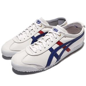 acheter populaire 229cf d95a2 Details about Asics Onitsuka Tiger Mexico 66 Limited Premium Pack Ivory  Navy Men D507L-0152