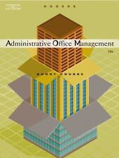 Administrative Office Management, Short Course by Pattie Gibson (2004,...