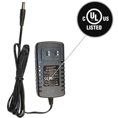 Elite HQRP AC Adapter for Graco SSA-5W-05 US 050100F Glider LX Premier
