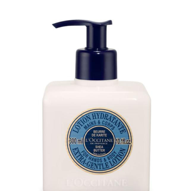 L'Occitane Karite Sheabutter Extra Gentle Lotion für Hände und Körper 300 ml