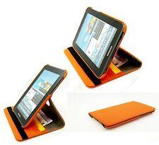"""MATT tessile la custodia Folio rotante coprire SAMSUNG Galaxy Tab2 7.0 """"P3100 P3110"""