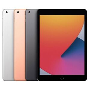 Apple iPad 10.2 2020 8. Generation WiFi 128 GB iOS Tablet Retina Display
