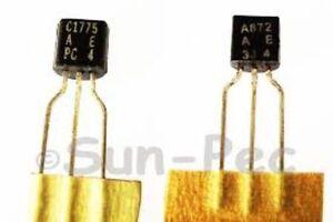 HITACHI-2SC1775A-TO-92-Silicon-NPN-Power-Transistors