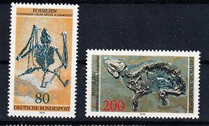 BRD Briefmarken 1978 Fossilien Mi.Nr. 974+75**postfrisch - Forst (Lausitz), Deutschland - BRD Briefmarken 1978 Fossilien Mi.Nr. 974+75**postfrisch - Forst (Lausitz), Deutschland