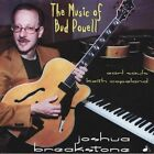 The Music of Bud Powell by Joshua Breakstone (CD, Sep-2000, Double-Time Records)