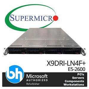 SuperMicro-CSE-815-X10SLM-LN4F-E3-1220v3-4-Core-4GB-RAM-Cheap-1U-Hosting-Server