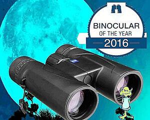 Zeiss 8x42 Terra Ed Binoculars Waterproof Fogproof