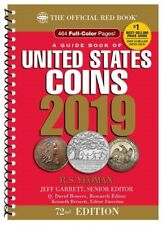 2019 Official Red Book of United States Coins - Spiral Bound 72nd Edition