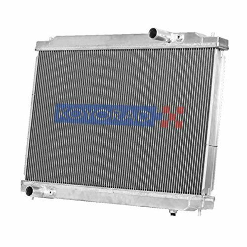 Koyo HH080300 92-00 Civic  inlet//Outlet Pipes MT Radiator