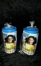 2 Slushy Magic Frozen Drink Cup Kids~ As Seen On TV~ NO STRAWS