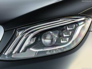 Details about 2018 MERCEDES S CLASS W222 FULL LED HEADLAMP HEADLIGHT  COMPLETE SET