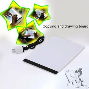 Computers/tablets & Networking Keyboards, Mice & Pointers Hot Sale Pratical A4 Led Light Pad Copy Pad Drawing Tablet Led Tracing Painting Board Ly Numerous In Variety