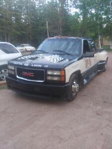 1996 GMC C/K 3500
