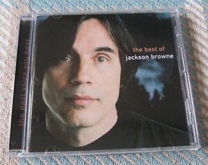 Jackson Browne  The Best Of Jackson Browne  Scarce Mint Cd Album - <span itemprop='availableAtOrFrom'>Birmingham, United Kingdom</span> - Jackson Browne  The Best Of Jackson Browne  Scarce Mint Cd Album - Birmingham, United Kingdom