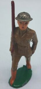 Vintage-Lead-Toy-Soldier-Marching-With-Rifle-Lead-Toy