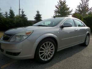 2007 Saturn Aura TOP OF THE LINE