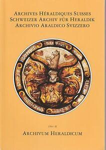 revue-ARCHIVUM-HERALDICUM-1996-II-archives-heraldiques-suisses