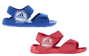 Details zu adidas Kinder Sandalen Badeschuhe Zehentrenner Badeschlappen  Badelatschen Alta 9