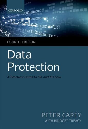 1 of 1 - NEW Data Protection  A Practical Guide to UK and EU Law  Fourth Edition