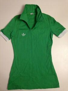 tee shirt adidas femme vert
