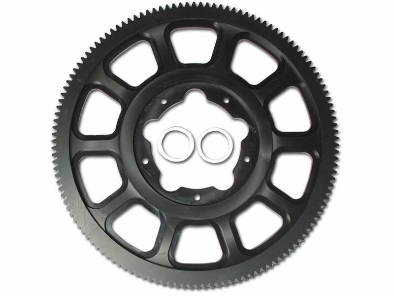 130 Tooth Helical Delrin Main Gear R7