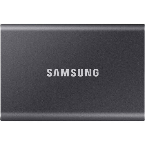 SAMSUNG T7 Portable SSD 2TB Solid State Drive Gray USB 3.2. Buy it now for 249.00