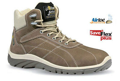 SCARPA ANTINFORTUNISTICA HALTEK U POWER REBEL S3 SRC PUNTA ALLUMINIO UPOWER | eBay