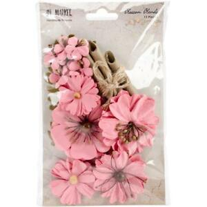 49-AND-MARKET-BLOSSOM-BLENDS-PAPER-FLOWERS-WATERMELON-13-PKG
