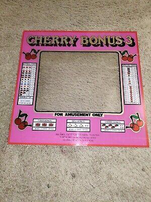 Cherry bonus 3 игровые автоматы как играть в рулетку в казино и выигрывать