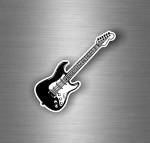 Sticker decal motorcycle car tuning wall music decor guitar instrument room r2