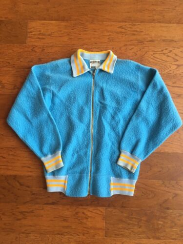 Vintage 50s 60s Champion Jacket Nylon Extra Small