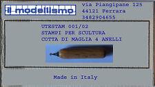 CORTE DI CAVANNO UTESTAM01/002 Cotta di maglia 4 anelli