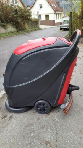 dispositivo Nilfisk VIPER as430b BATTERIA-sberIa saugmaschine pulizia macchina vorfü