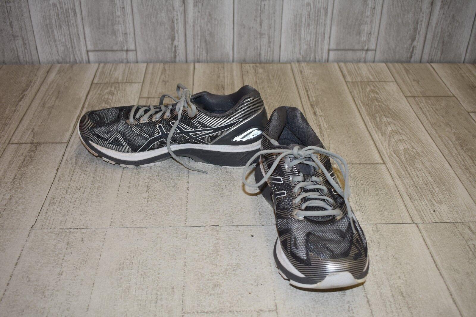 ASICS GEL-Nimbus 19 Running shoes, Men's Size 10-4E, Carbon Silver