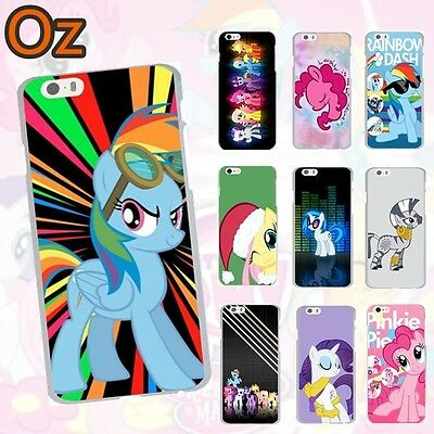 My Little Pony Cover for iPhone 6/6S, Quality Painted Case WeirdLand
