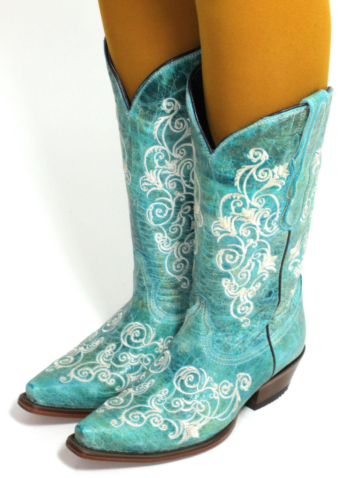 22 22 22 Bota Vaquera botas vaqueras botas estilo Texas paquete catalán de moda 41  varios tamaños