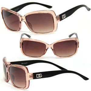 Womens-Fashion-Sunglasses-w-Pouch-DG-T-Brn-DG-131