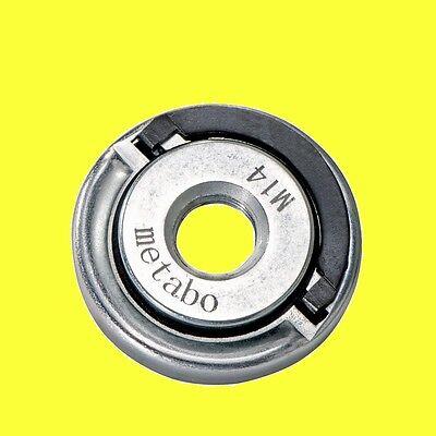 Metabo Schnellspannmutter M14 Winkelschleifer 125mm W GWS Spannmutter Click clic