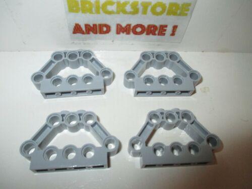 Lego Choose Quantity Technic Pin Connector Block 1x5x3 32333 Gray//Gris