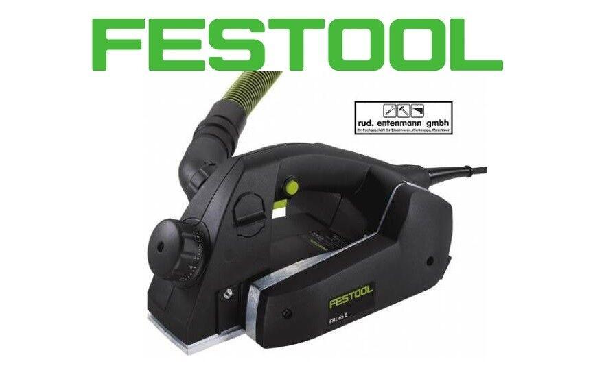 Festool Einhandhobel EHL 65 E-Plus im Systainer 574545
