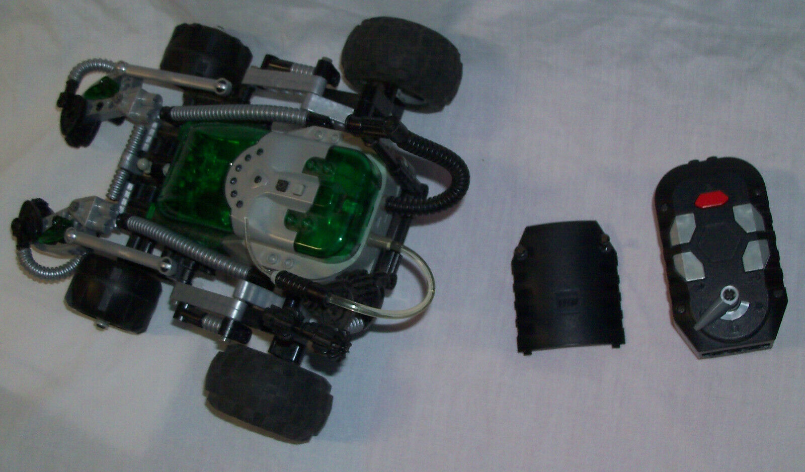 WITH scatola Vintage LEGO  SPYBOTICS Technojaw T55  3809 & RC - verde MINDSTORMS 2002  outlet